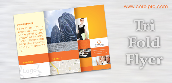 Free Trifold Flyer Templates