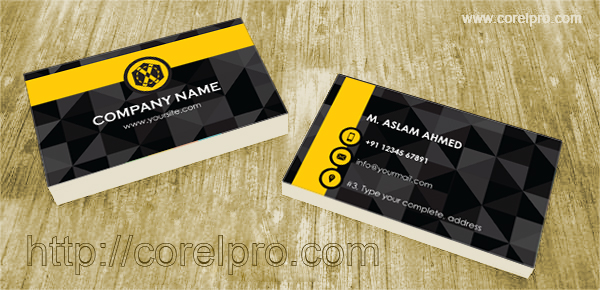 How to print business cards in corel draw free coreldraw graphics suite x3 printing business cards reheart Images