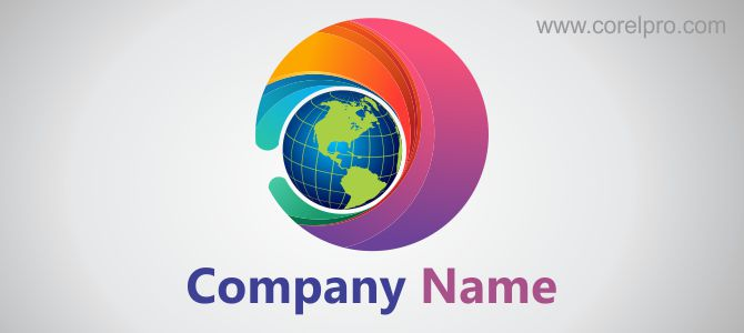 Corporate Colorful Logo Design